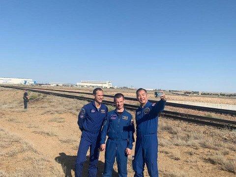 Дублирующий экипаж Союз МС-13